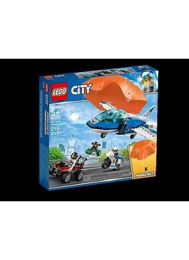 Lego Lego City S Police Parachute 60208 Renkli
